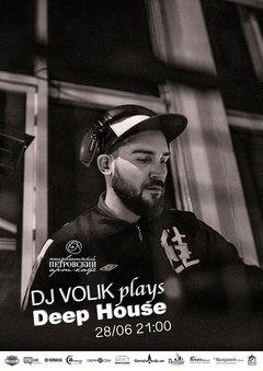 Посмотреть афишу: DJ Volik