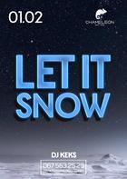 Посмотреть афишу: Let it snow