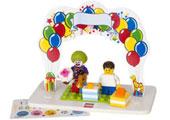 День рождения с LEGO!
