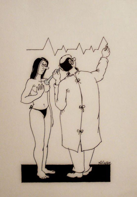 Міжнародна виставка карикатури