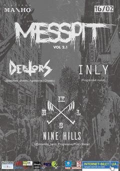 Посмотреть афишу: Messpit vol/2