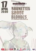 Brunettes Shoot Blondes в клубе Mastershmidt