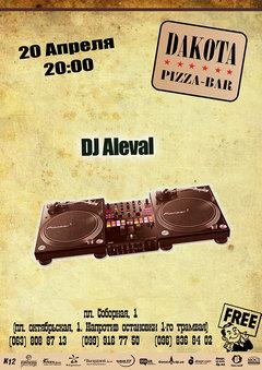 Посмотреть афишу: DJ Aleval