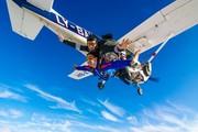 Посмотреть афишу: Прыжки с парашютом с КАVA