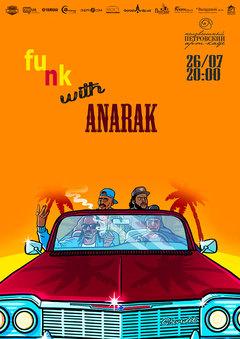 Посмотреть афишу: AnARaK