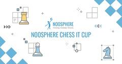 Посмотреть афишу: Долучайтеся до Noosphere Chess IT Cup