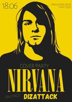 Посмотреть афишу: Nirvana cover party