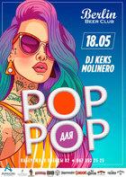 Посмотреть афишу: Pop для Pop в НК Berlin