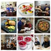 Посмотреть афишу: Кулинарные мастер-классы