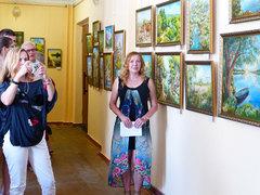 Посмотреть афишу: Персональна виставка Ольги Кравцової
