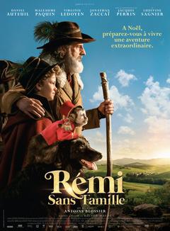 Посмотреть афишу: Приключения Реми