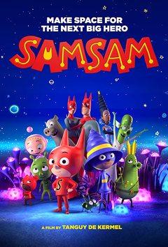 Посмотреть афишу: Герой СамСам