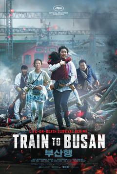 Посмотреть афишу: Поезд в Пусан