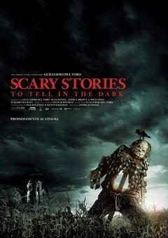 Посмотреть афишу: Страшные истории для рассказа в темноте