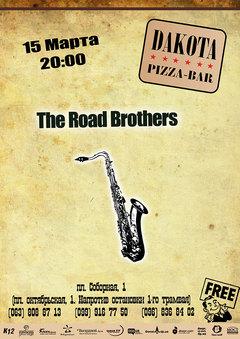 Посмотреть афишу: The Road Brothers
