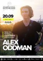 Посмотреть афишу: Alex Oddman