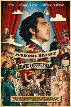 Посмотреть афишу: История Дэвида Копперфилда