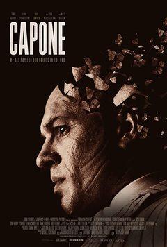 Посмотреть афишу: Капоне. Лицо со шрамом