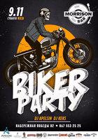 Посмотреть афишу: Biker party в Morrison Bar