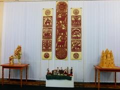 Посмотреть афишу: Народне мистецтво козацького краю