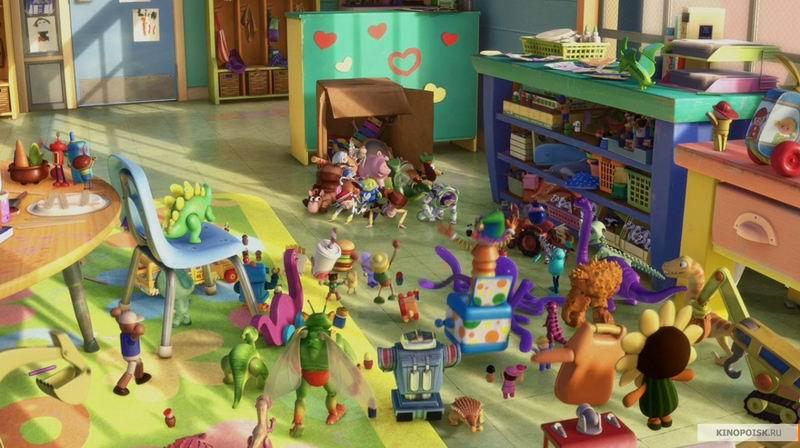 История игрушек большой побег 4 8