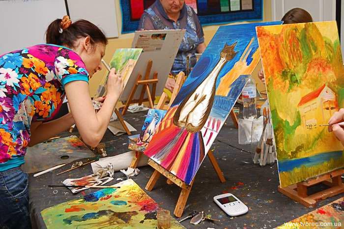 Мастер класс художника стоимость