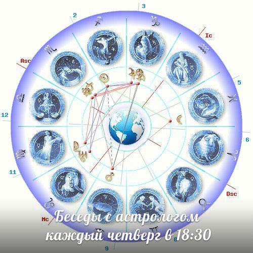 Беседы с астрологом