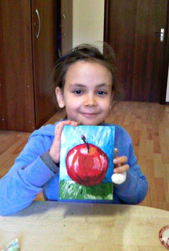 Художественная студия для детей «Акварелька»