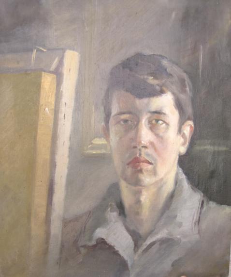 Кость Долгов –  художник із Самарівки