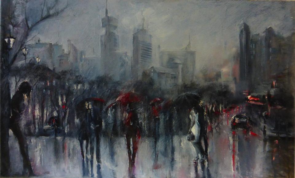 Художник і місто