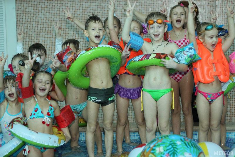 Метеор - плавание для детей и взрослых
