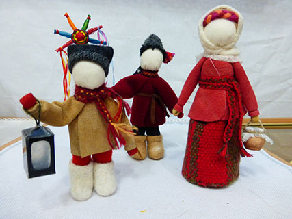 Всеукраїнська виставка декоративно-ужиткового мистецтва «Різдвяна казка»