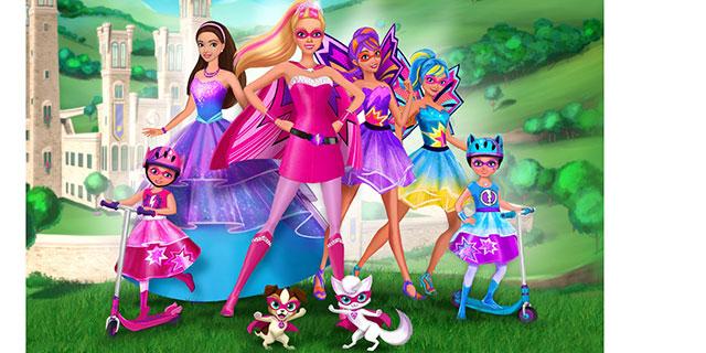 Барби супер принцесса смотреть бесплатно онлайн в