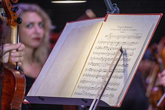 Концерти Дніпровської філармонії імені Л. Б. Когана онлайн