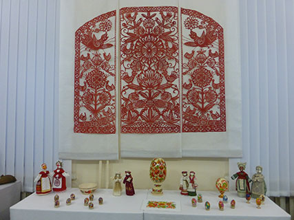 Мистецькі атрибути Великодніх свят