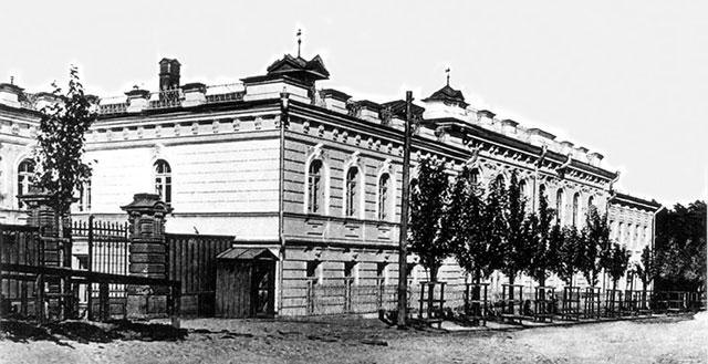 Екскурсія «Катеринославські руїни»