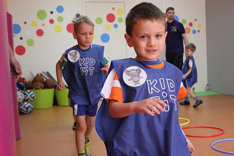 Спортивное развитие дошкольников