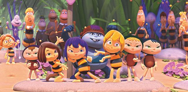 Пчелка Майя 2: Кубок меда