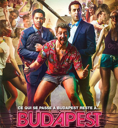 Безумный Будапешт