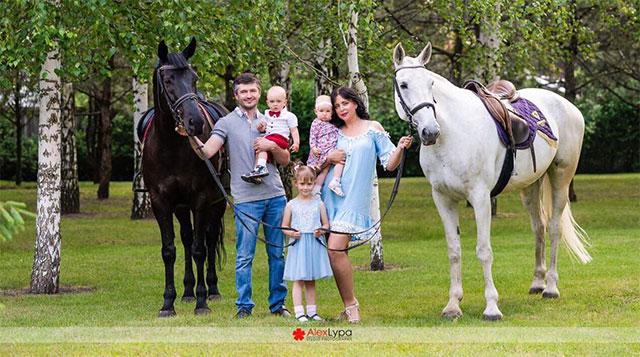 Верховая езда и конные прогулки