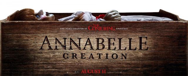 Аннабель: Создание