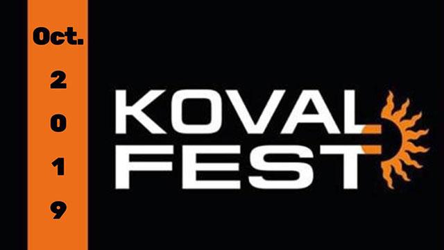 Koval Fest 2019