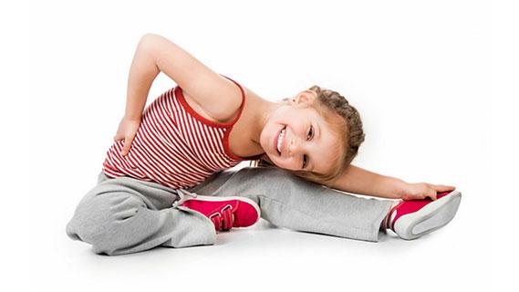 Детская Йога плюс Fitness