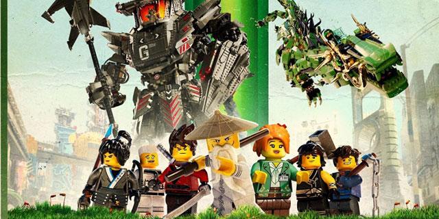 Lego Фильм: Ниндзяго