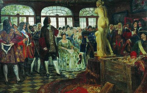 Экспонат месяца. «Венера» Василия Кучумова