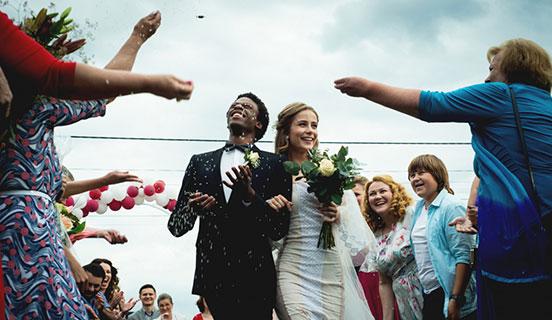 Скажене весілля