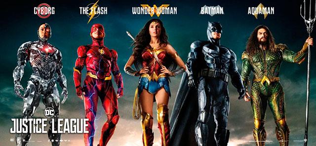 Допрем'єрний показ «Ліга справедливості»  у IMAX