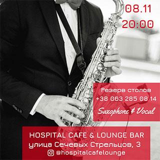 Saxophone & Vocal