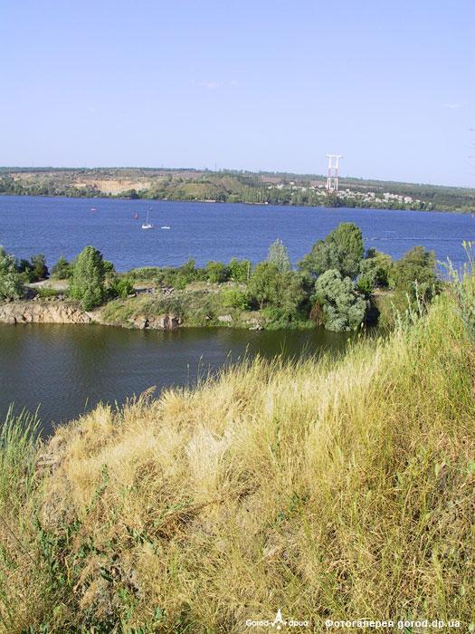 Район бывшей крепости Кодак