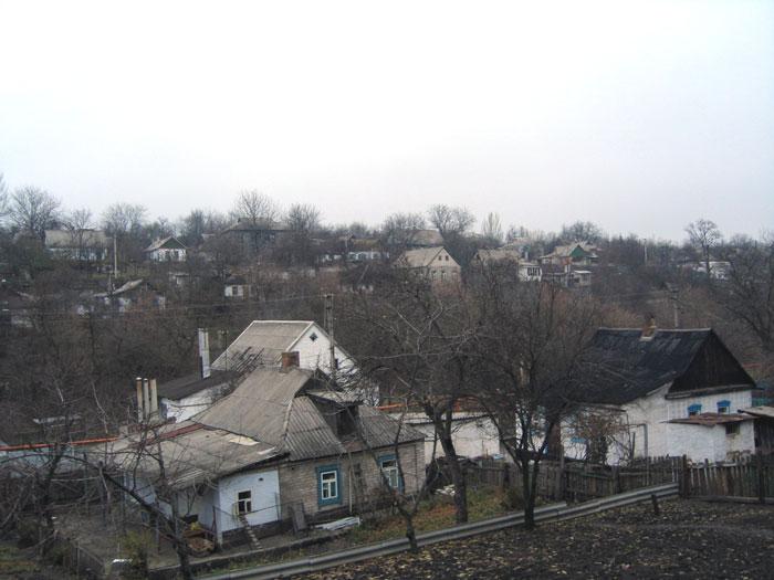 Жилой район Шляховка